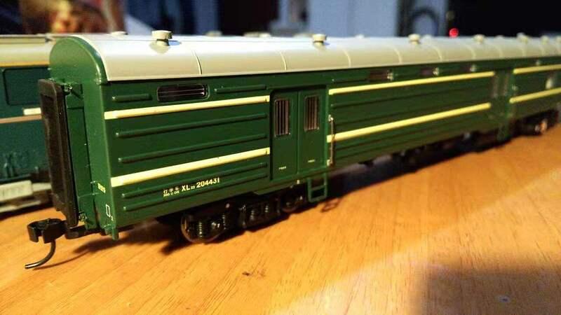 绿皮火车3