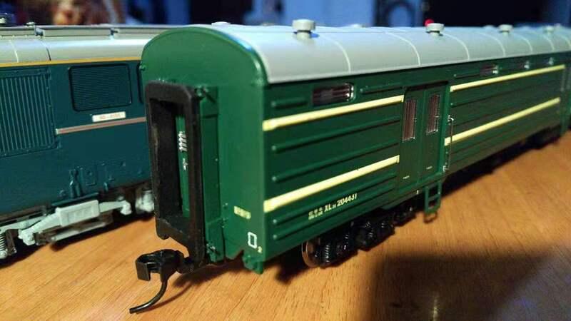 绿皮火车2